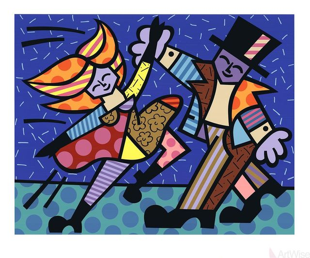 , 'Dancing Couple,' , ArtWise