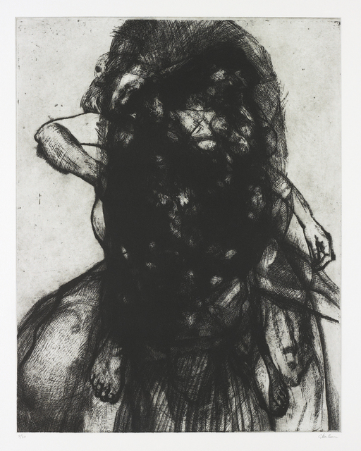 Glenn Brown, 'Layered Portrait (After Lucian Freud) 3', 2008, Phillips