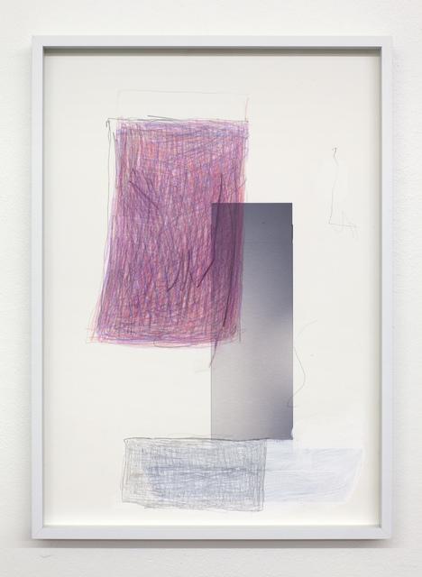 , 'Untitled (MATÄLSKARE),' 2018, David Risley Gallery
