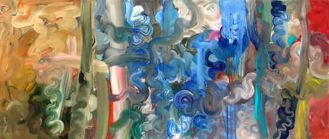 , 'Ultramarine,' 2018, Bau-Xi Gallery