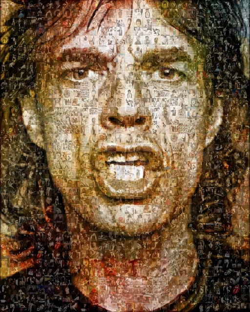 , 'Your Majesty. Mick Jagger,' 2016, BOCCARA ART