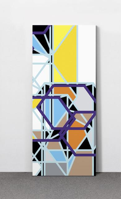 Sarah Morris, 'Endeavor [Los Angeles]', 2006, Schellmann Art
