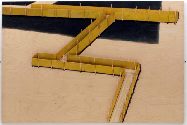 Tadashi Kawamata, 'Catwalk (1)', 2004, Annely Juda Fine Art