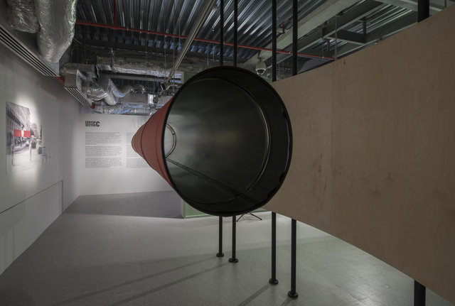 , 'Communication Tube ,' 1975/2014 , Garage Museum of Contemporary Art