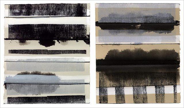 Carla Aurich, 'Fossil and Limestone 1+3', 2014, Spotte Art