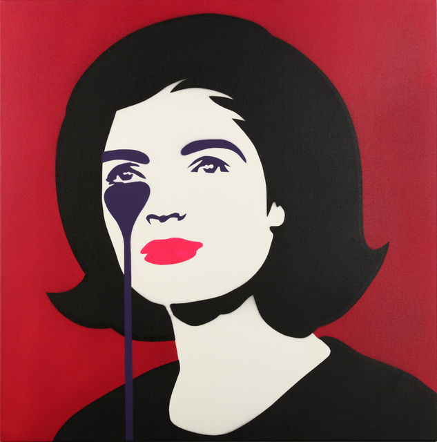 Pure Evil, 'JFKs Nightmare (First Lady In Rose)', 2017, Chiswick Auctions