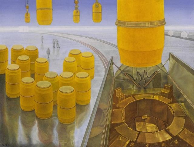 Taisia Korotkova, 'Transport of Radioactive Waste ', 2014, NK Gallery
