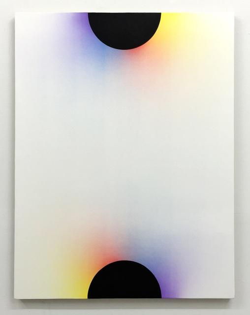 , 'Untitled (4D3c2D),' 2016, Steve Turner