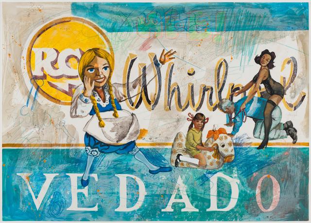 , 'Vedado (No. 27),' 2006, Track 16 Gallery