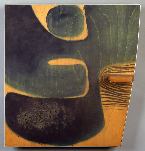 , 'Blue Development (Indigo) No.4,' 1964, Marlborough Fine Art