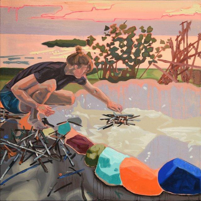 , 'Fire Starter,' , Bau-Xi Gallery