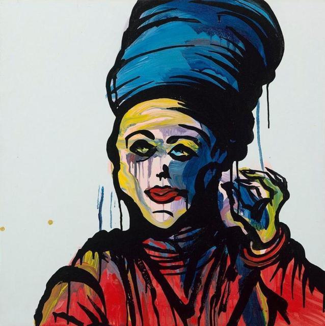 Adam Cullen, 'Winnie the Poo', 2004, Angela Tandori Fine Art