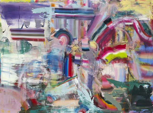, 'Green Light,' 2016, 532 Gallery Thomas Jaeckel
