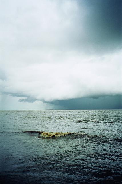 , 'última onda,' 2008, Galeria Millan