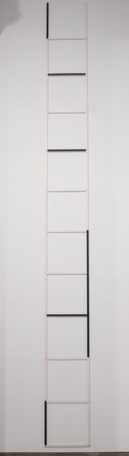 , 'Fanfold II,' 2014, Josée Bienvenu