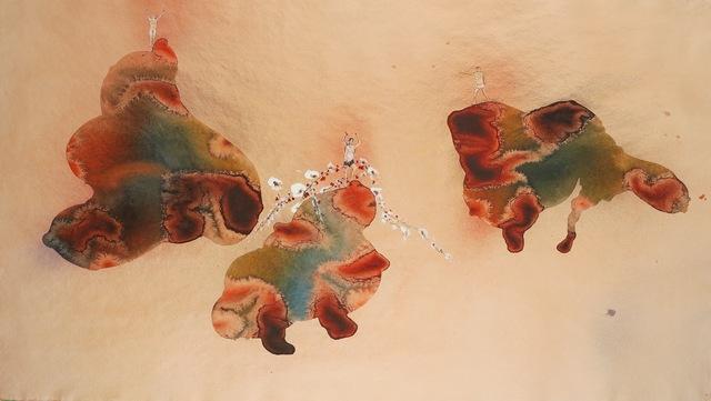 , 'The Transfiguring Places,' 2016, Joyce Yahouda Gallery