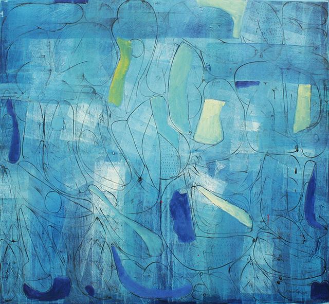 , 'Voice of God 25,' 2017, Bill Lowe Gallery