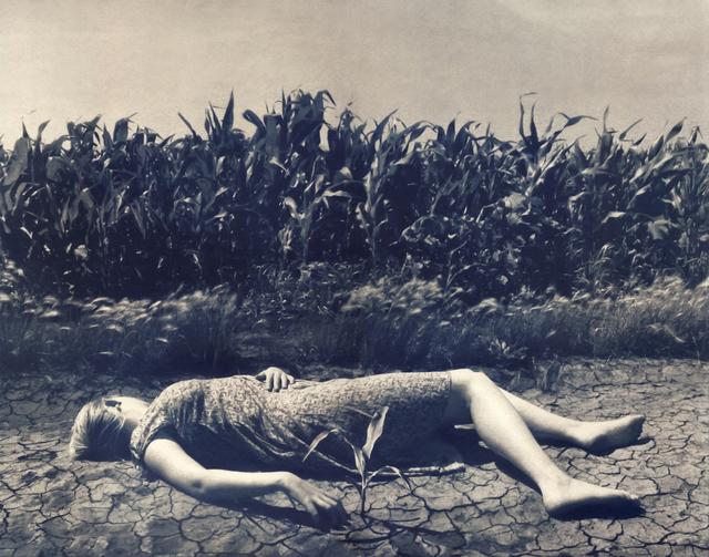 , 'Drought,' 2012, Paraphé