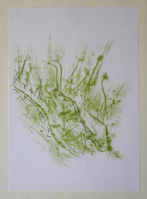 , '33 erbe (detail),' 1989, Noire Gallery