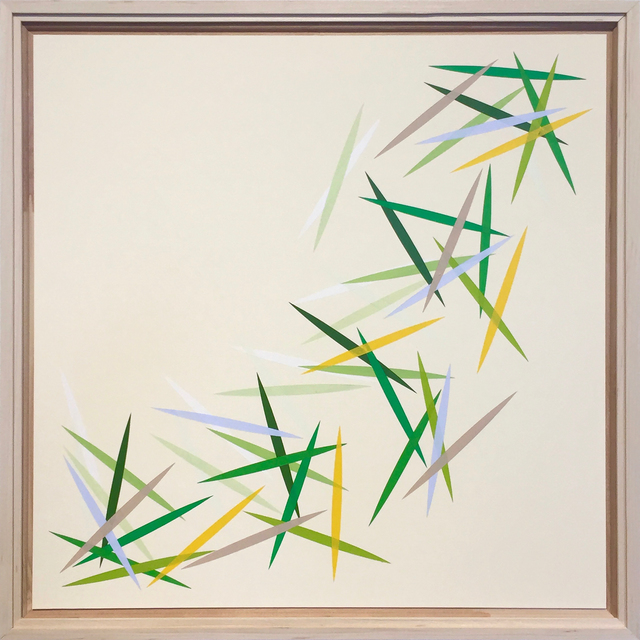 , 'Undulating (Right),' 2018, Newzones