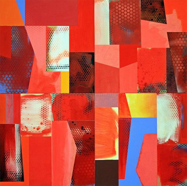 , 'Zelzah,' 2017, Craig Krull Gallery