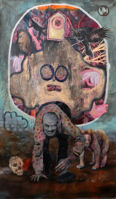 """, '""""Der Grosser Platfuss"""",' 2013, Carbon 12"""