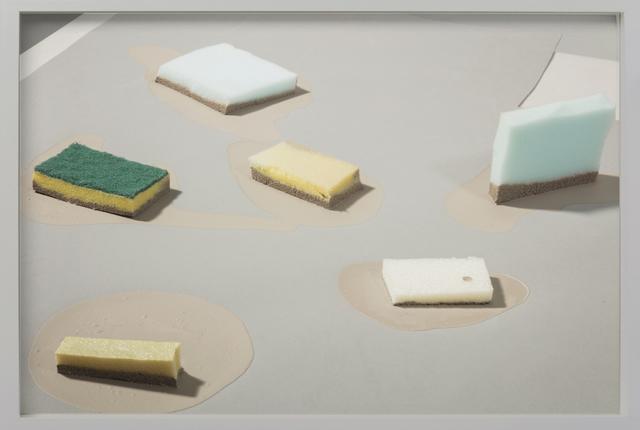 , 'Sponges,' 2017, CURRO