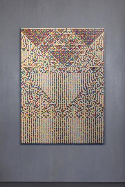 , 'Life and Death of an Algorithm,' 2016, Galería OMR
