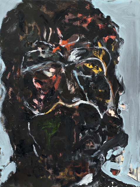 , 'Fantom,' 2017, Galerie Britta von Rettberg