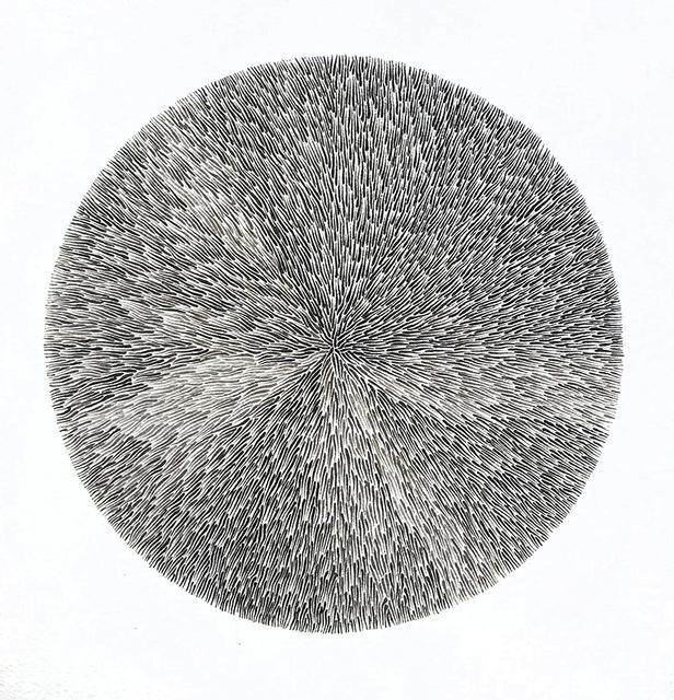 , 'Fur Ball IV,' 2019, bo.lee gallery