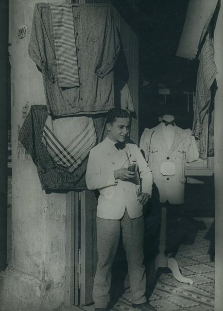, 'Sastreria en el Barrio de la Boca, Buenos Aires  ,' 1936, Michael Hoppen Gallery