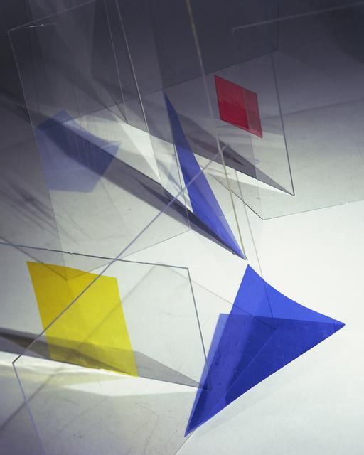 , 'Transposition 23,' 2015, Kadel Willborn
