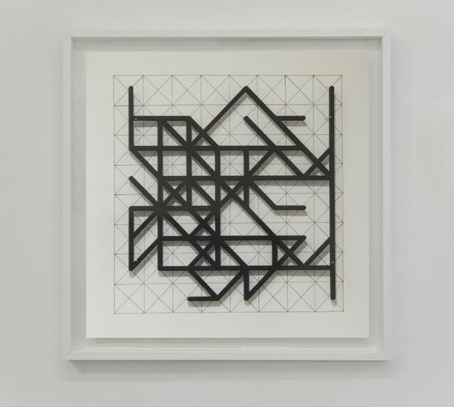 , 'Opening,' 2017, Acacia Gallery
