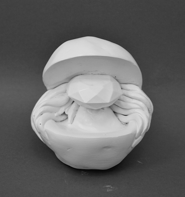 , 'Diamond Mussel,' 2012, Gallery Elena Shchukina