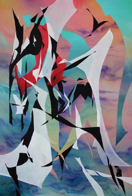 , 'Aboriginal,' 2015, Alvitr Gallery