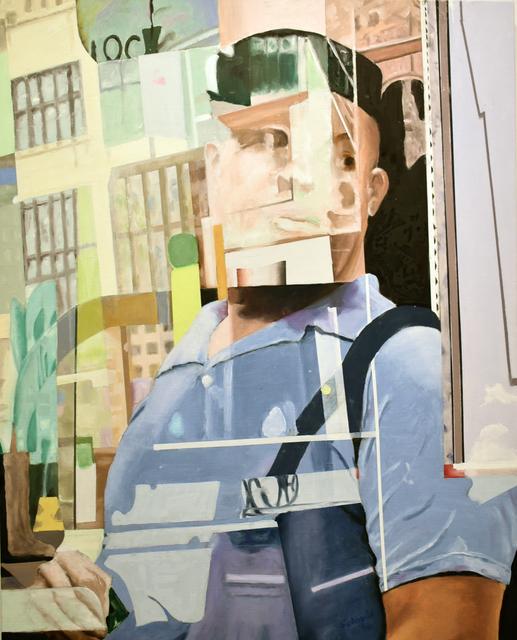 , 'Looking Thru,' 2018, Carter Burden Gallery