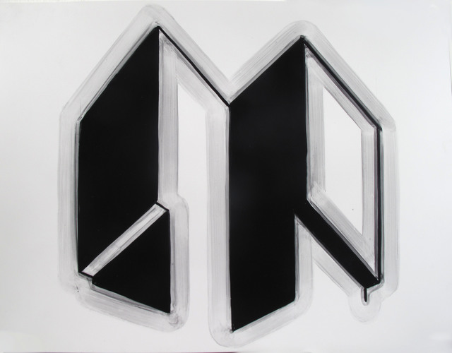 , 'Fortress,' 2014, MIYAKO YOSHINAGA