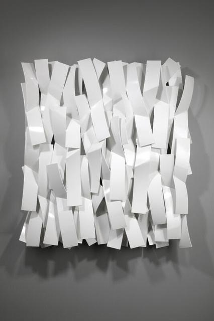 , 'Brushstrokes #2 (vertical or horizontal),' 2019, JoAnne Artman Gallery