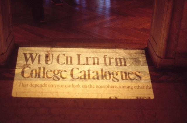 ", '""Drastic Carpet"",' 1982, PALMADOTZE"