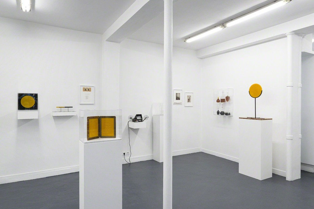 """Solve + Coagula"" exhibition view 