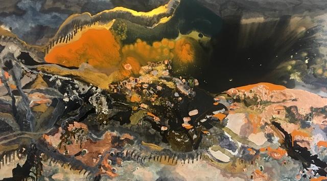 , 'Salt Water Bones,' 2018, 99 Loop Gallery