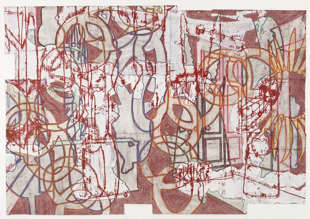 , 'Pangaea: Terra Ignota,' 2015, McClain Gallery