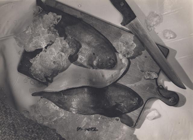 , 'Seezungen (soles),' 1952, Robert Mann Gallery