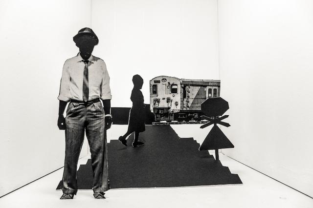 , 'Re palame tereneng e fosahetseng,' 2016, Afronova