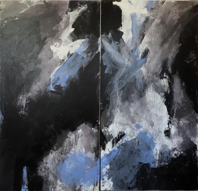 , 'Europa 24 and 25,' 2016, Elisa Contemporary