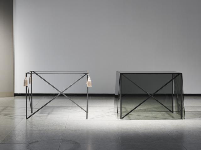 , 'Baldachin and Pavilion,' 2011, COSAR HMT