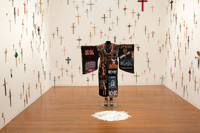 , 'Let There Be Robe,' 2012, Roslyn Oxley9 Gallery