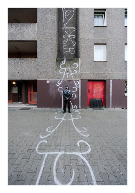 CPT.OLF, 'Boden', 2019, Urban Spree Galerie