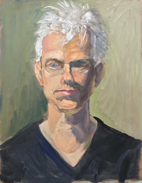 , 'Portrait No. 4,' 1969, Castelli Art Space