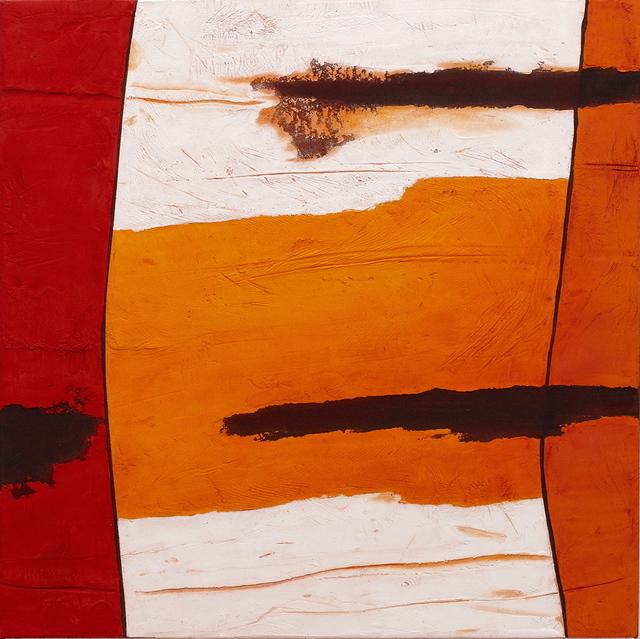 , 'Rockface Strata Kimberley #3,' 2018, Art Atrium